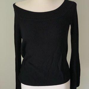 Lovers + Friends Sweaters - Lovers + Friends Westmount Pullover in Black
